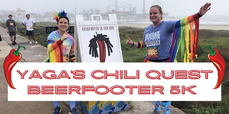 Beerfooter 5K tickets