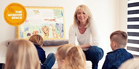 Helping children to develop their inner wisdom & resilience tickets