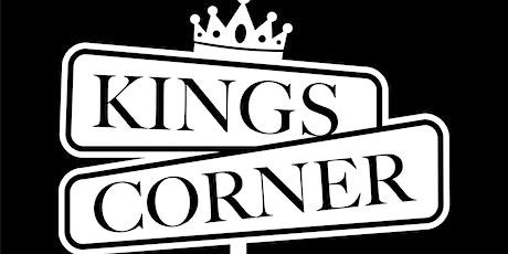King's Corner Tour-Healed Men Heal Men tickets