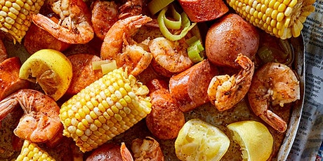 CSS Charity Shrimp Boil tickets
