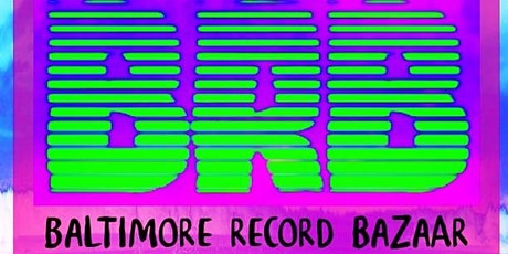 BRB (Baltimore Record Bazaar) Fall Show 9.26 tickets