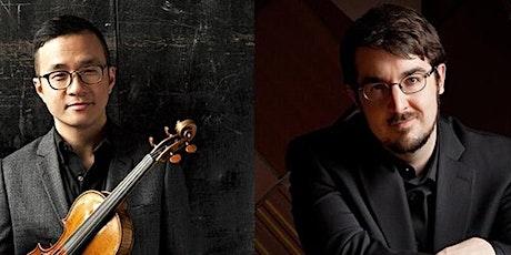 Schumann  - Charles Richard-Hamelin et Andrew Wan billets