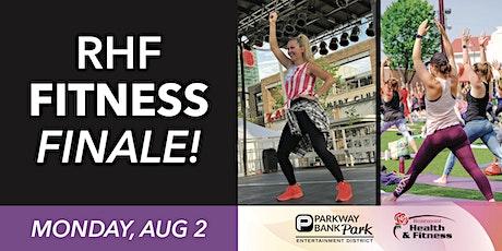 RHF Fitness Finale tickets