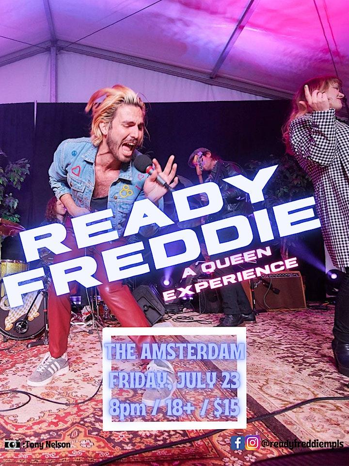 Ready Freddie image