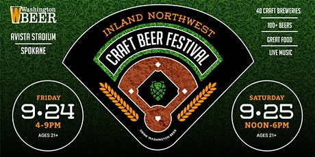 2021 Inland NW Craft Beer Festival tickets