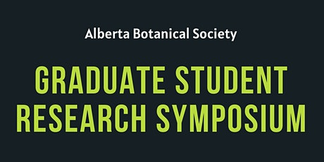 ABS Graduate Student Research Symposium tickets