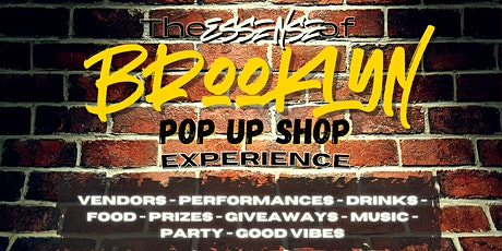 The ESSENSE of Brooklyn Pop Up Shop Experience tickets