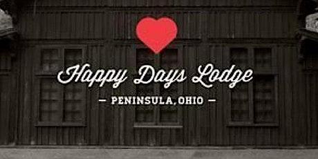 Beloved Ohio at Happy Days Lodge tickets