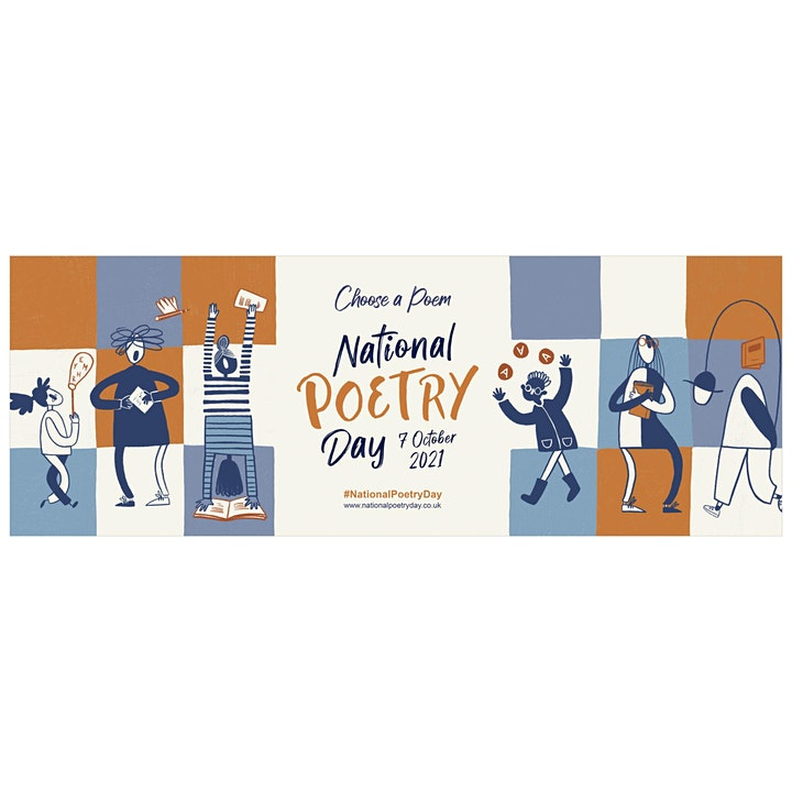Arts Alive - Open Mic Poetry Event - Thursday 7 October 2021 image