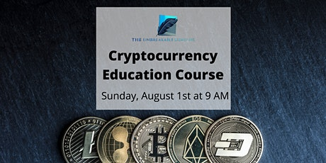 Cryptocurrency Education Course! tickets
