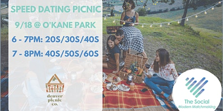 Speed Dating Picnic! tickets