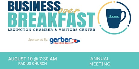 Business Over Breakfast: Annual Meeting tickets