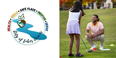 2021 City of Lakes Community Summer Games - Golf tickets