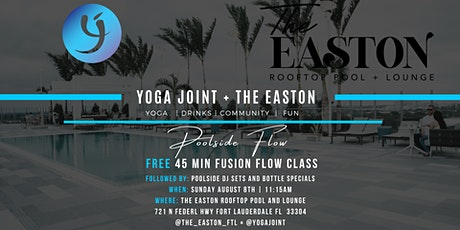 Rooftop Yoga At The Easton By Yoga Joint tickets