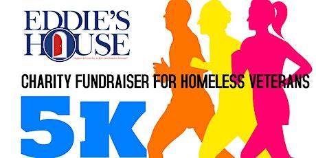 5k Run/Walk 4 Homeless Veterans tickets