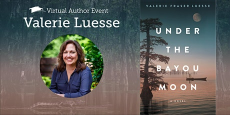 Virtual Author Night with Valerie Luesse tickets