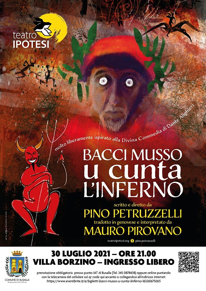 Immagine Bacci Musso u cunta l'Inferno
