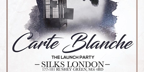 The BIG CLUB Launch: Carte Blanche tickets