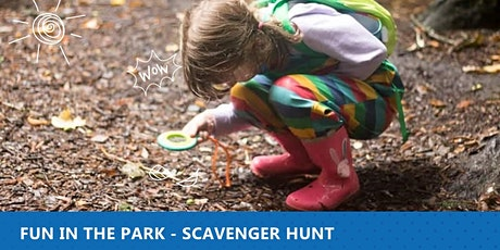 Fun in the Park - Scavenger Hunt tickets