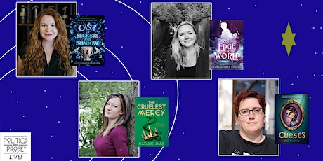 P&P Live! YA Sci-Fi and Fantasy Summer Reads Panel tickets
