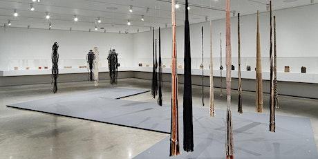 Exhibition Tour: Kay Sekimachi:  Geometries tickets