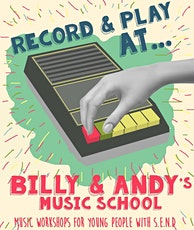 Billy and Andy's Virtual Summer Music Club billets
