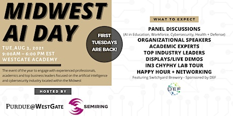 Midwest AI Day @WestGate Academy tickets