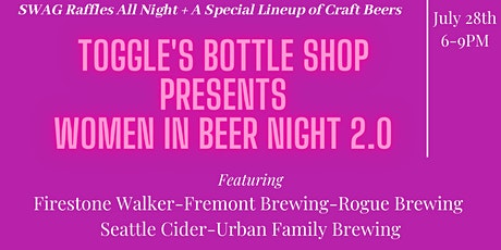 Women in Craft Beer Night tickets