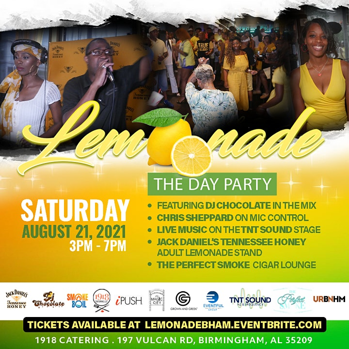 Lemonade The Day Party image