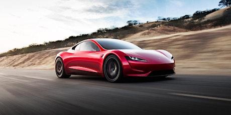 Tesla Tech Talk biljetter