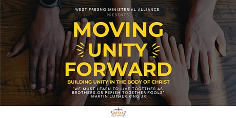Moving Unity Forward - 'Building Unity in the Body of Christ' Part 2 tickets