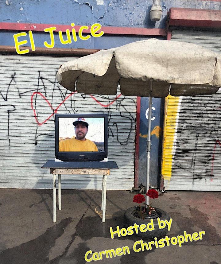 El Juice hosted by Carmen Christopher image