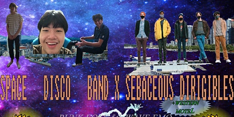Space Sebaceous Live Experience tickets