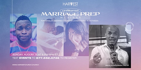 Unfiltered Marriage Prep Webinar tickets