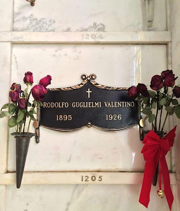 Mourning Rudolph Valentino image
