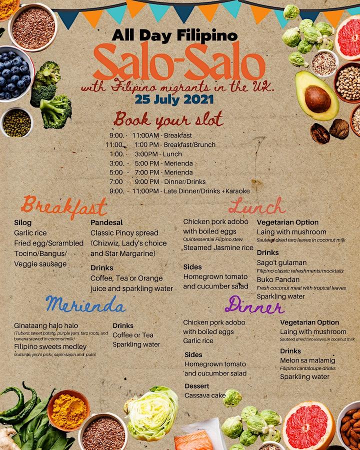 All Day Filipino Cuisine Salo-salo image