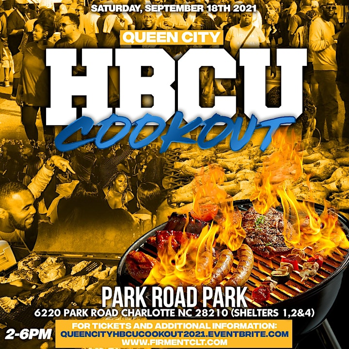 2nd Annual Queen City HBCU Cookout image