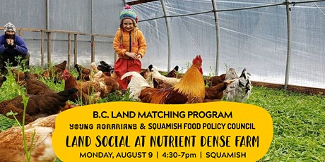 Land Social at Nutrient Dense Farm tickets
