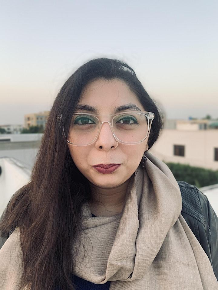 Writing on Human Rights Violations with Zuha Siddiqui image