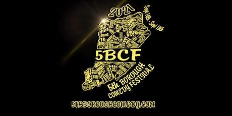 5th BOROUGH COMEDY FESTIVAL HEADLINER DEREK GAINES tickets