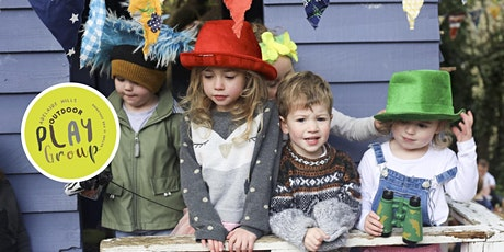 Spring  with Adelaide Hills Outdoor Playgroup - Monday  13th September tickets