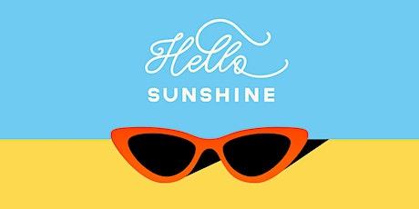 Hello Sunshine - Train Like An Officer Fitness Workout tickets