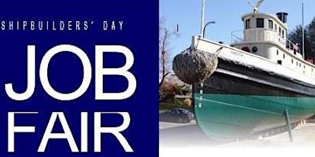 Shipbuilders' Day Job Fair tickets