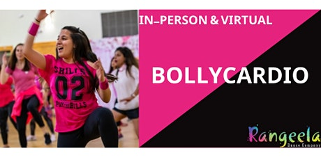 Virtual & In-Person BollyCardio Workshop with Monika tickets