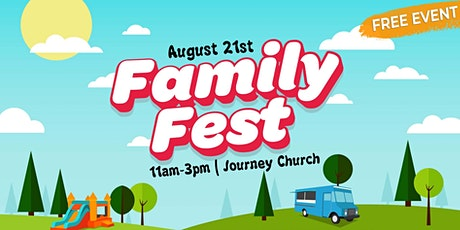 Family Fest 2021 tickets