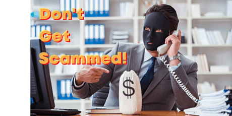 Don't Get Scammed!: Publishing safety for writers tickets