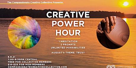 Creative Power Hour: Magic! tickets