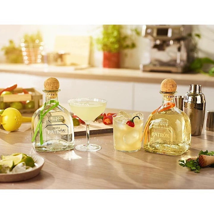 Rolling Social Presents - Patron Tequila Sip Along image