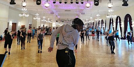 Afro Dance Workout - Regeltraining - 10er Karte(gültig bis Ende Oktober) Tickets