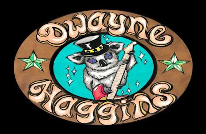 Dwayne Haggins Band & Charlie Marie image
